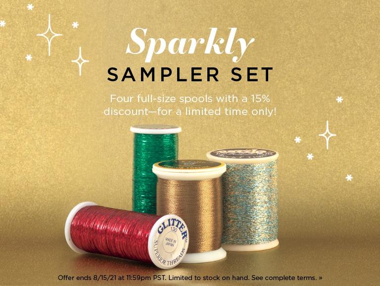 Sparkly Sampler Set