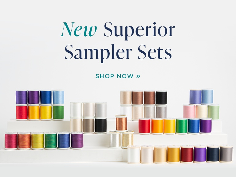 Superior Sampler Sets
