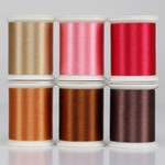 Magnifico Spools - Chocolate and Roses