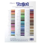 Twist Color Card
