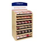 Living Colors Spools Store Display