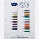 Razzle Dazzle Color Card
