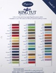 King Tut Color Card #3