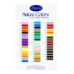 Nature Colors Color Card