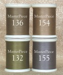 MasterPiece Spools - Dark Neutral