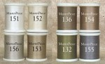 MasterPiece Spools - Neutral Set