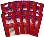 #60/8 Microtex Titanium-coated Needles Bulk Pack