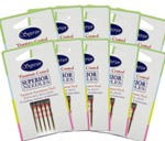 Assortment Titanium-coated Needles Bulk Pack