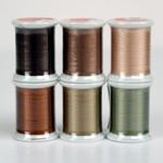 Kimono Silk 6-Spool Set - Browns