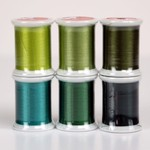 Kimono Silk Collection Greens - 6 Spools