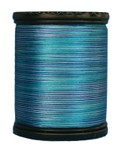 Tiara Variegated Filament Silk Thread #505