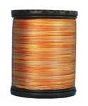 Tiara Variegated Filament Silk Thread #601