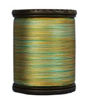 Tiara Variegated Filament Silk Thread #603
