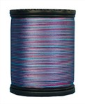 Tiara Variegated Filament Silk Thread #605
