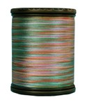 Tiara Variegated Filament Silk Thread #608