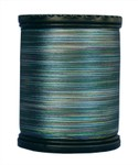 Tiara Variegated Filament Silk Thread #703