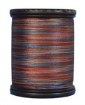 Tiara Variegated Filament Silk Thread #708