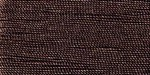 Buttonhole Silk Twist #066 Black Brown
