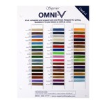 OMNI-V Color Card #1