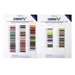 OMNI-V Color Card Set