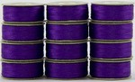 SuperBOBs #606 Dark Purple (L-style, Dozen)