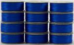 SuperBOBs #636 Bright Blue (L-style, Dozen)