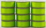 SuperBOBs #644 Lime Green (L-style, Dozen)