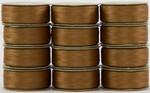 SuperBOBs #618 Medium Brown (M-style, Dozen)