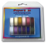 SuperBOBs - Pastel (M-style, Dozen)