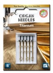 #75- #90 Combo Universal Titanium-coated Needles