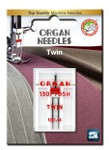 #100/4.0 Twin Universal Needles