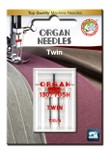 #100/6.0 Twin Universal Needles