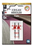 #70/1.6 Twin Universal Needles