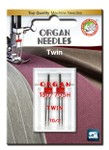 #70/2.0 Twin Universal Needles