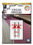 #80/3.0 Twin Universal Needles