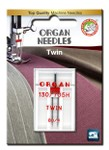 #80/4.0 Twin Universal Needles