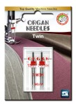 #90/2.0 Twin Universal Needles