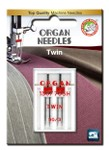 #90/3.0 Twin Universal Needles