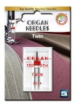 #90/4.0 Twin Universal Needles