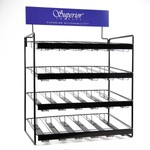Empty OMNI Display Rack (24 slot)