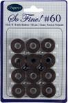So Fine! #60 #466 Brown Bear (Class 15, Dozen)