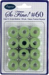 So Fine! #60 #493 Pastel Green (Class 15, Dozen)
