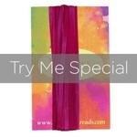 Silk Ribbon 2mm Mystery Card