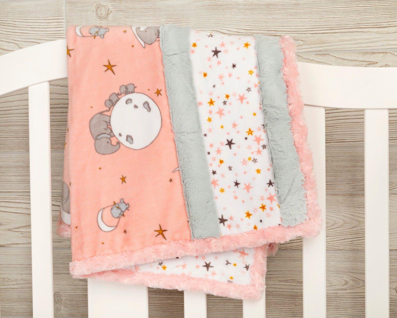 Easy Cuddle Baby Blanket