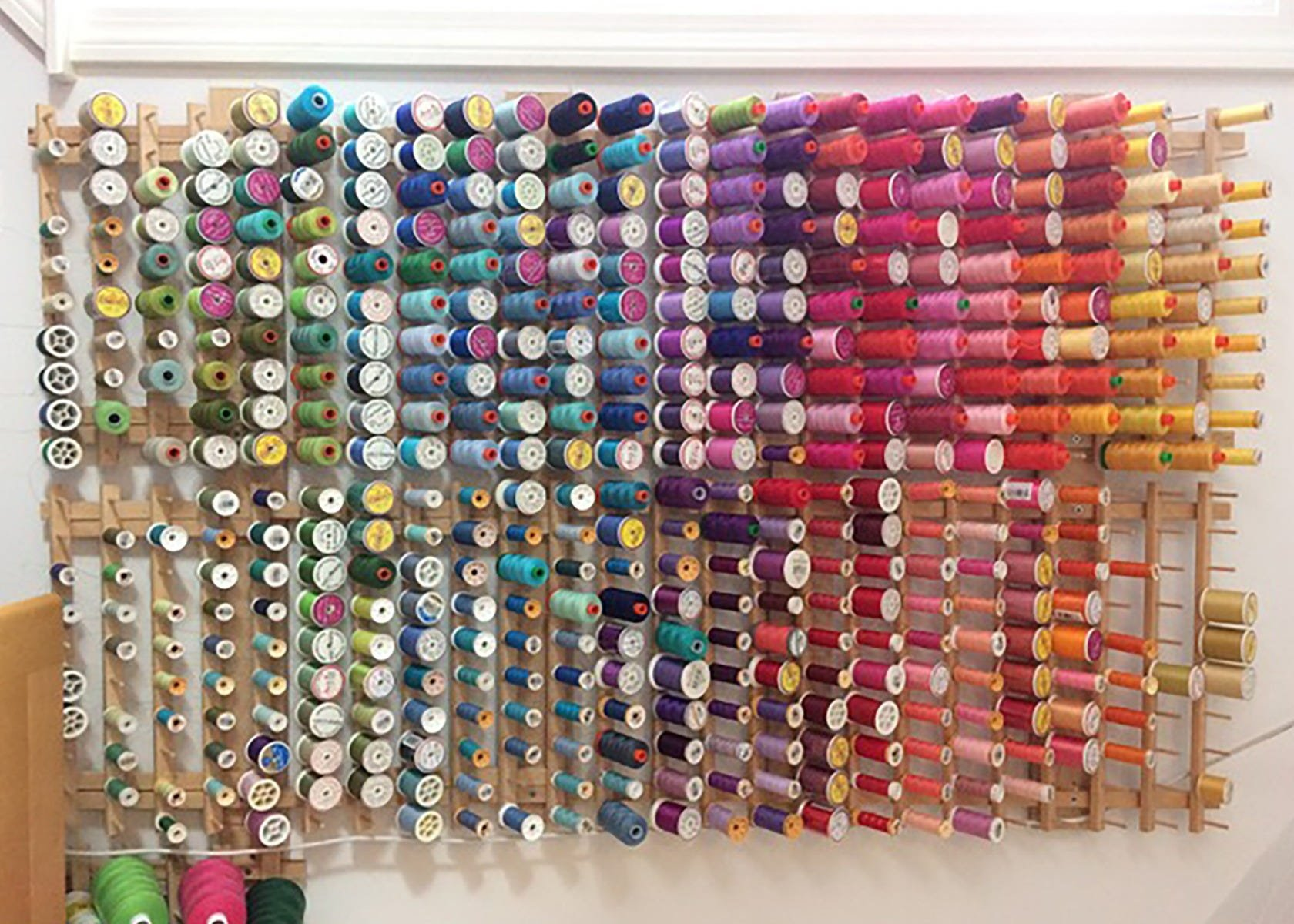 Thread organization and storage