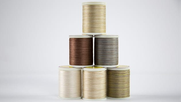 King Tut is nature's finest cotton thread