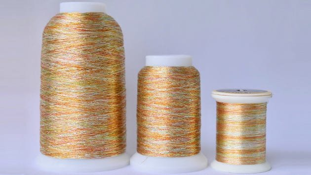Superior Threads metallic thread