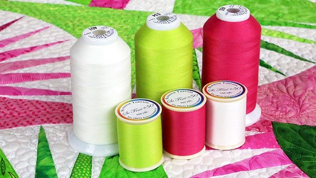 So Fine! polyester thread