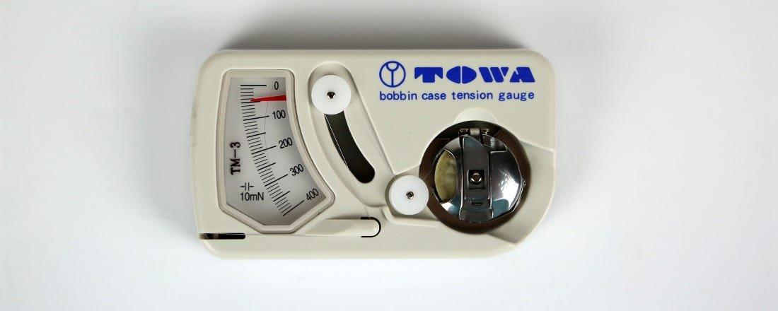 TOWA Bobbin Gauge