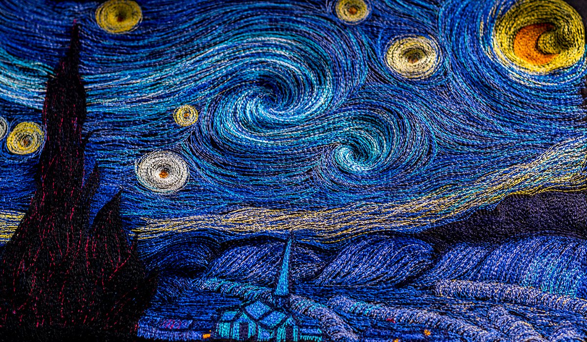 Starry Night Completed